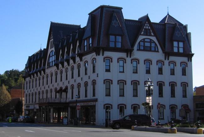 Brockherhoff Hotel Bellefonte Pa