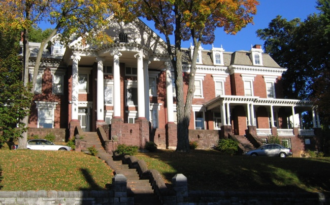 The Hastings Mansion, Bellefonte, PA