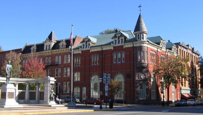 Reynolds Bank, Bellefonte, PA