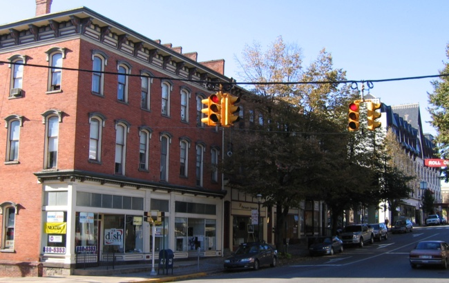 South Allegheny Street, Bellefonte, PA